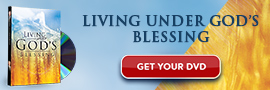 Living Under God's Blessing