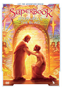 Jesus Heals the Blind